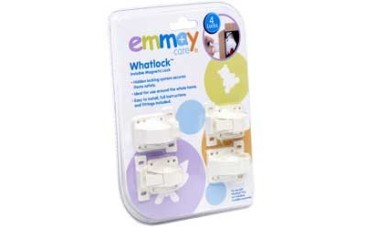 Emmay Child Proof Whatlock 4 Locks