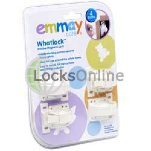 Main photo of Emmay Child Proof Whatlock 4 Locks