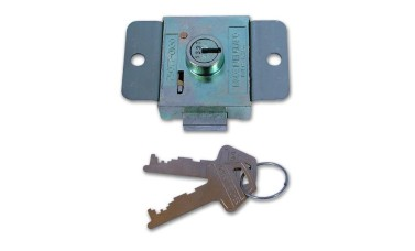 Lowe & Fletcher 7 Lever Deadbolt Locker Lock