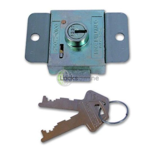 Main photo of Lowe & Fletcher 7 Lever Deadbolt Locker Lock