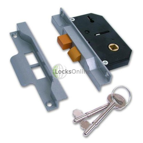Main photo of Union 2 Lever Sash Lock (Rebated)