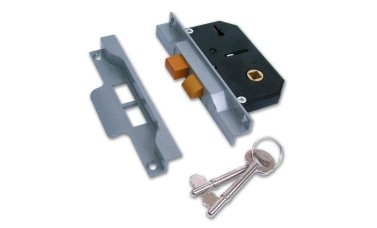 UNION 2242 Rebated Door Lock