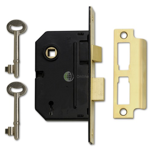 Main photo of YALE PM320 3 Lever Sashlock