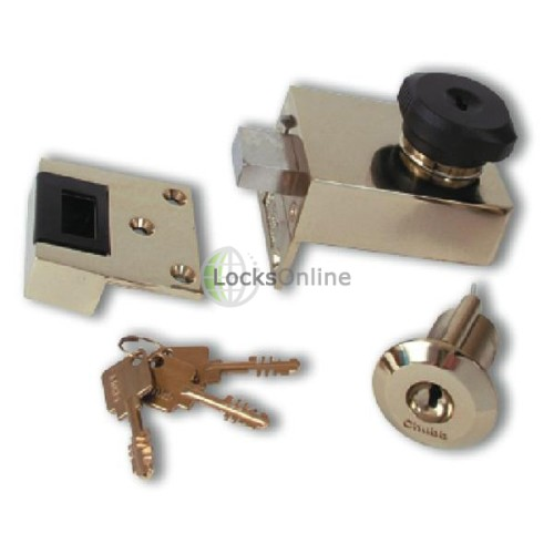 Main photo of Chubb 4L67 (BS3621) Rim Dead Bolt