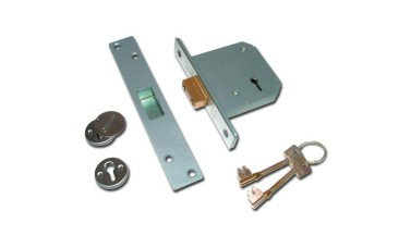 UNION C-Series 3G114 BS3621:2004 5 Lever Deadlock