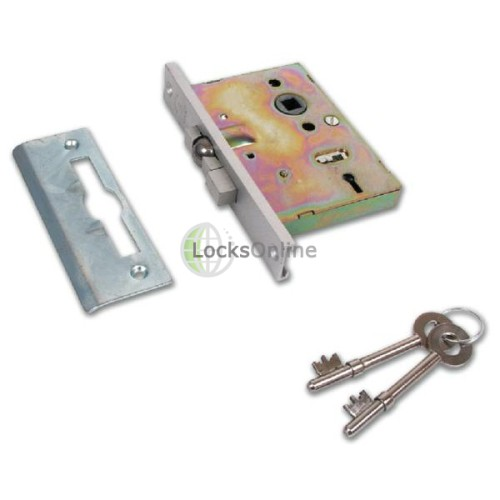 Main photo of MARSTON / UNION Waterloo 2J 3 Lever Sash Lock