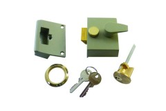 Union 1026 Narrow Stile Cylinder Night Latch