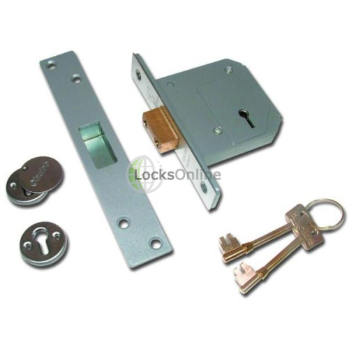 Main photo of UNION C-Series 3G114 BS3621:2004 5 Lever Deadlock with Microswitch