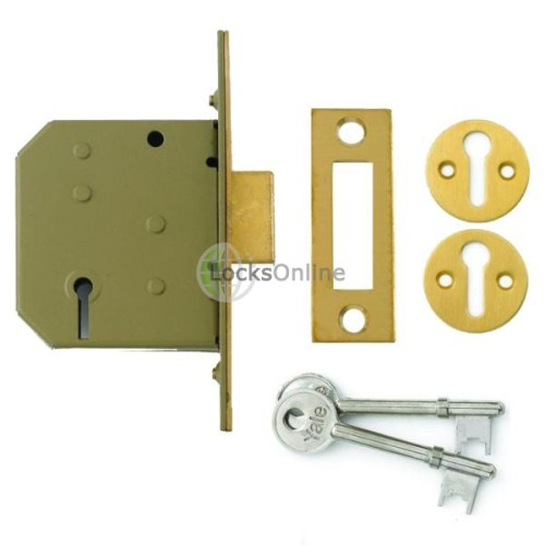 Main photo of Yale M322 - 3 Lever Dead Lock