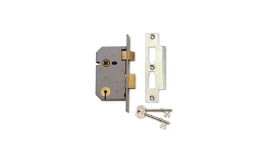 Union 3  Lever Sash Lock Masterkeyed to RYNU
