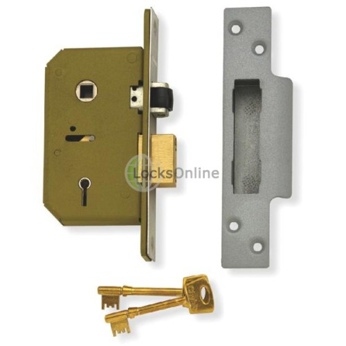 Main photo of UNION C-Series 3K75 5 Lever Mortice Rollerbolt Sashlock