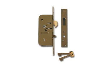 UNION C-Series 3M51 5 Detainer Clutch Bolt Sliding Door Lock