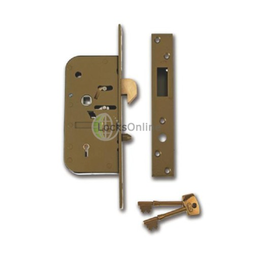 Main photo of UNION C-Series 3M51 5 Detainer Clutch Bolt Sliding Door Lock