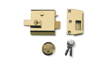Yale No 1 Auto Deadlocking Night Latch