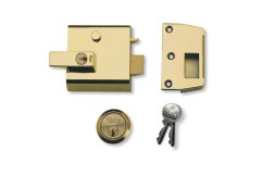Yale No 2 Auto Deadlocking Night Latch