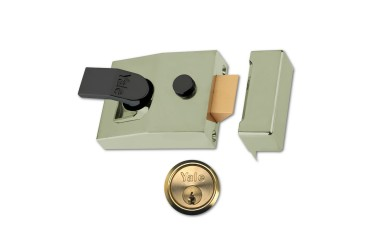 Yale 89 Series Standard Deadlocking Nightlatch