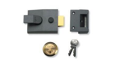 Yale 84 Series Narrow Style Standard Nightlatch