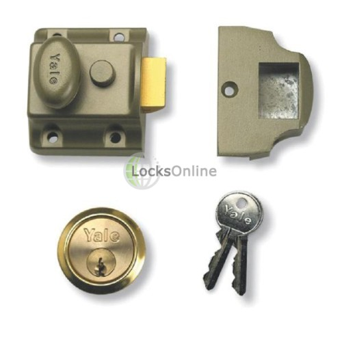 Main photo of Yale 723 Deadlocking Nightlatch