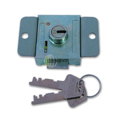 Main photo of Lowe & Fletcher 7 Lever Springbolt Locker Lock