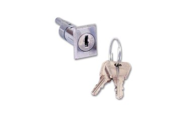 Lowe & Fletcher 5804 Furniture Lock