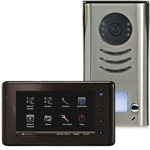 Main photo of LocksOnline 2Easy Single Door Video Entry System