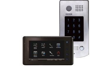 LocksOnline 2Easy Single Door Video Entry System with Exterior Keypad
