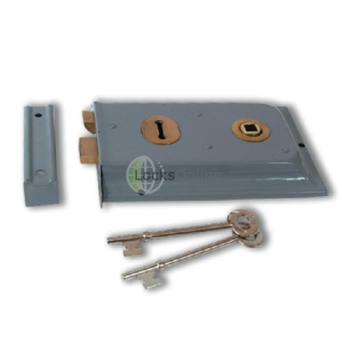 Main photo of Yale P334 Sash Rim Lock (Double Handed)