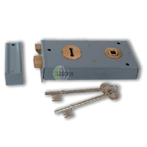 Main photo of Yale P401 Sash Rim Lock (Double Handed)