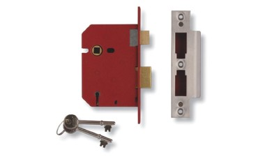 Union 2201 5 Lever Sash Lock