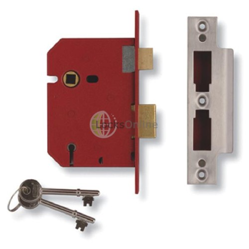 Main photo of Union 2201 5 Lever Sash Lock