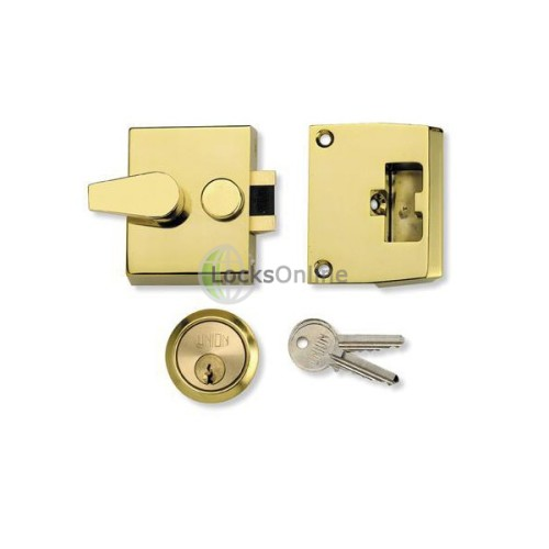Main photo of Union 1037 Auto Dead Locking Night Latch