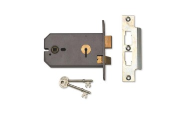 Union 2037 Fire-Rated Horizontal Lock (Master keyed)