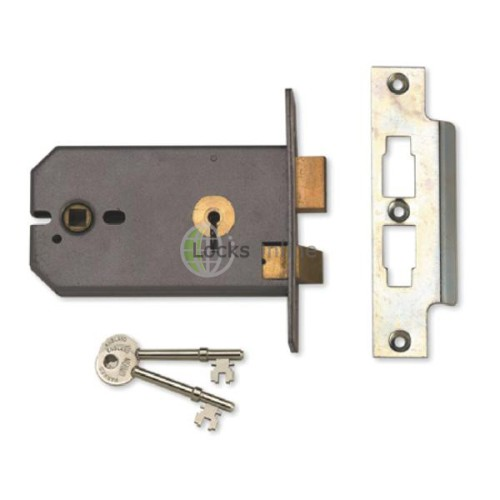 Main photo of Union 2037 Fire-Rated Horizontal Lock (Master keyed)