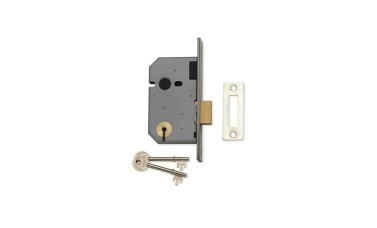 Union 2137 - 3 lever dead lock - Master keyed