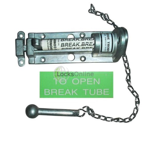 Main photo of Redlam 32207 Mk1 Break Glass Bolt
