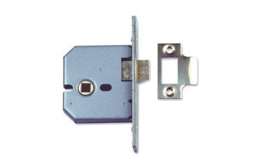 Union Fire-Rated Flat Pattern Mortice Latch - Heavy Duty