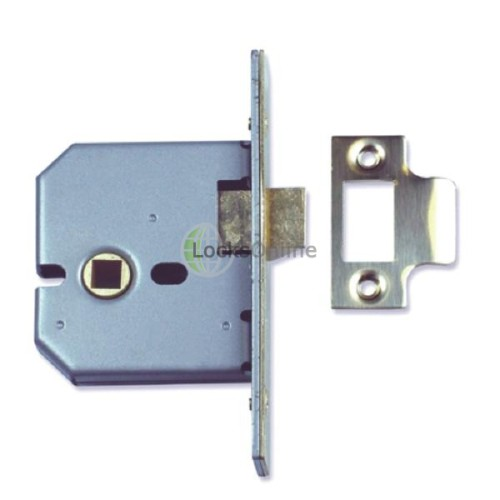 Main photo of Union Fire-Rated Flat Pattern Mortice Latch - Heavy Duty