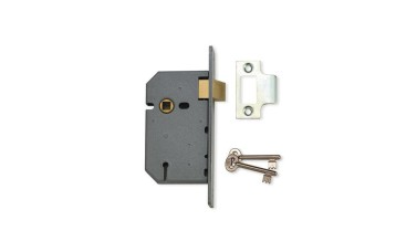 Union Fire Rated Large Upright Latch