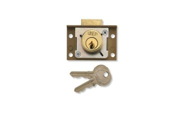 Union 4137 Cut Cupboard/Drawer Lock