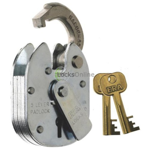 Main photo of Era 975 Insurance Lever High Security Padlocks
