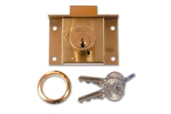 Union 4003 Cut Drawer Lock