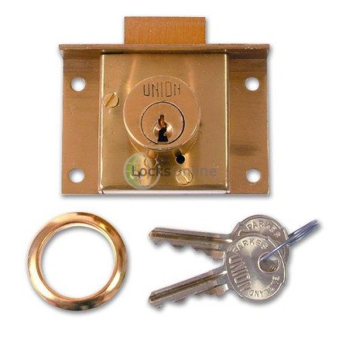 Main photo of Union 4003 Cut Drawer Lock
