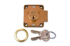 Union 4106 Straight Cupboard Lock
