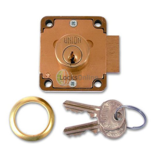 Main photo of Union 4106 Straight Cupboard Lock