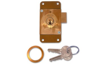 Union 4143 Straight Cupboard Lock