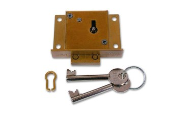 Union 4046 Lever Cut Drawer Lock