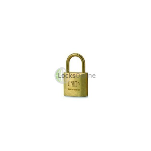 Main photo of Union 3104 Brass Body Padlock