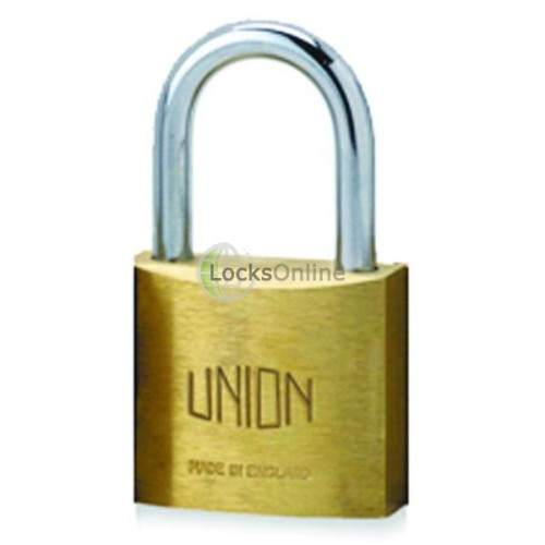 Main photo of Union 3122 Brass Body Padlock