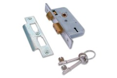 Union 2277 3 lever Bedroom Door Locks