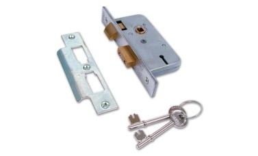 Buy Union 2277 3 lever Bedroom Door Locks | Locks Online